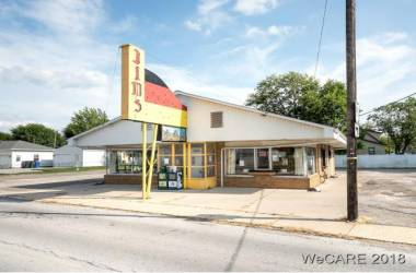 727 FIFTH ST., Delphos, Ohio 45833, ,Commercial,For Sale,FIFTH ST.,109778